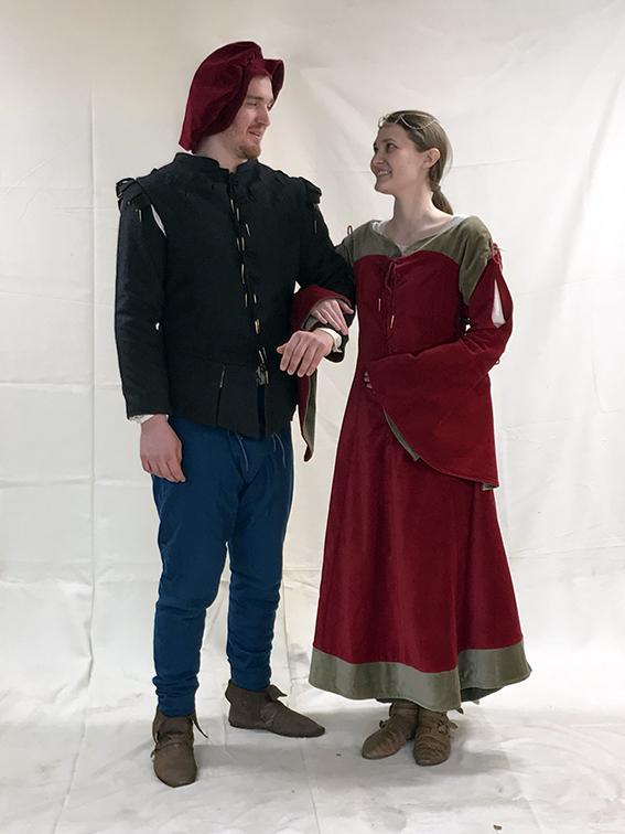 Marius Cato & Donna Cato