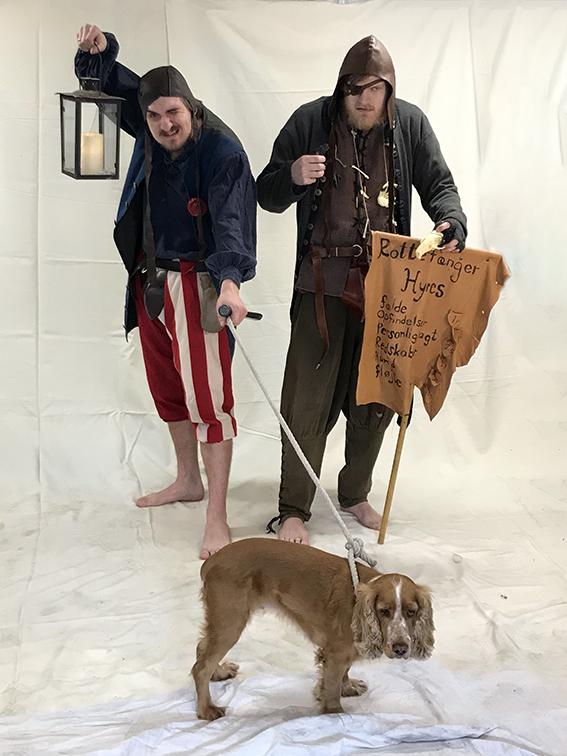 Rottefængerne Alfred & Eik